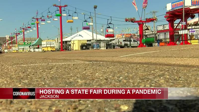 Preparations continue as thousands expected to attend Miss. State Fair