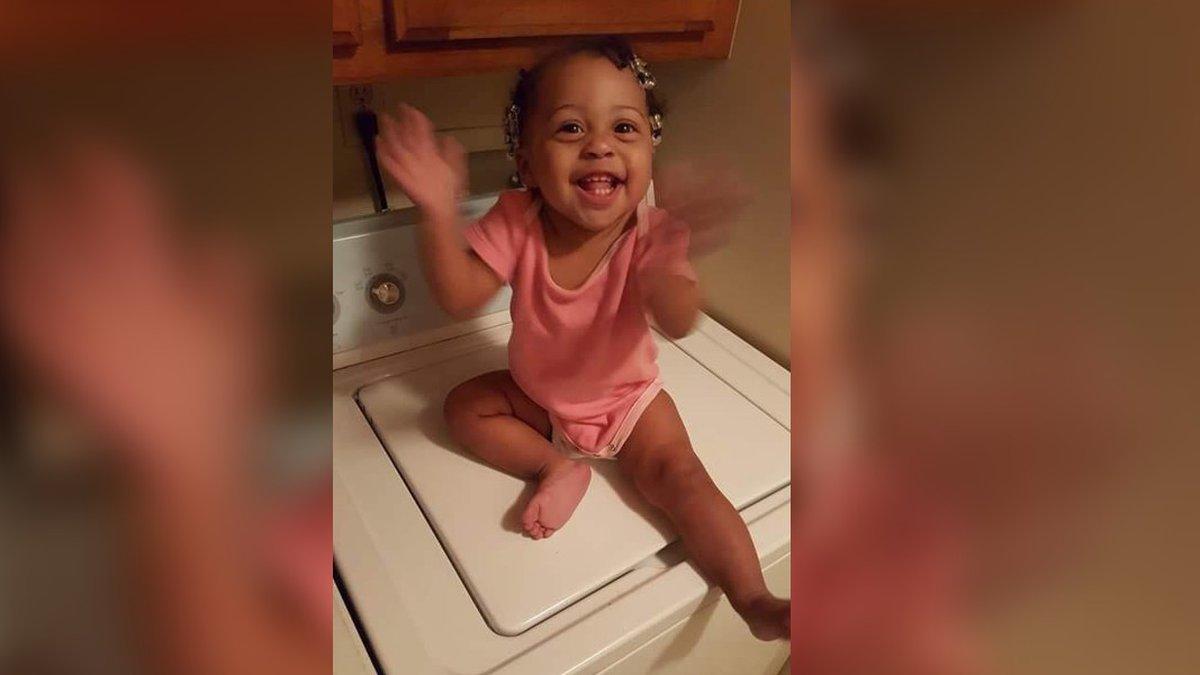 14-month-old Jurayah Smith;  Source: DeDreuna Smith, mother