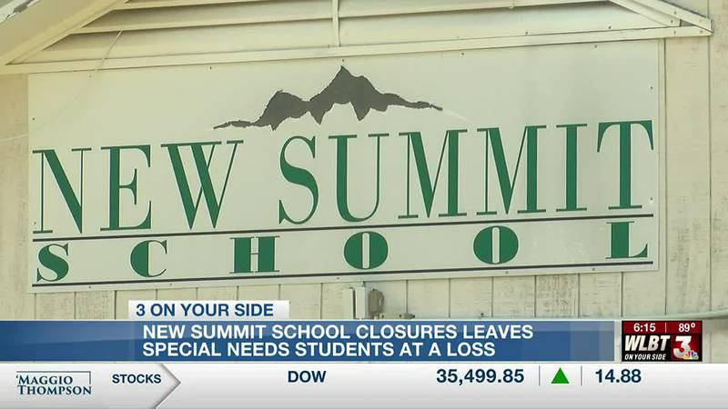 New Summit School closure leaves special needs students at a loss