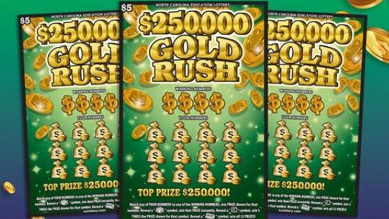 Preschool teacher laid off after 20 years wins $250k lottery in Charlotte