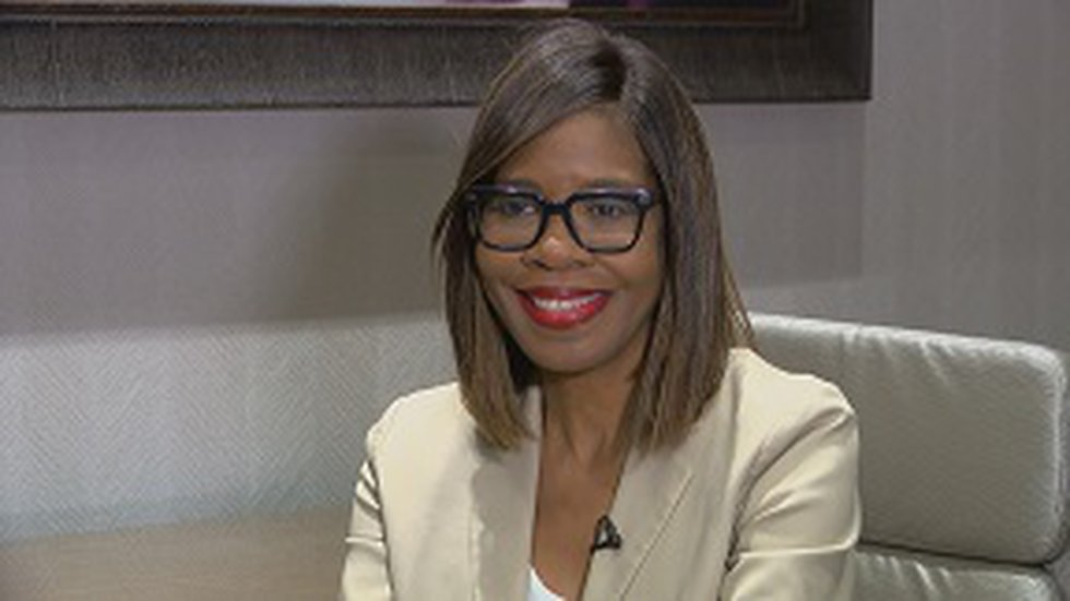 The President of the American Medical Association, Dr. Patrice Harris discusses mental health...