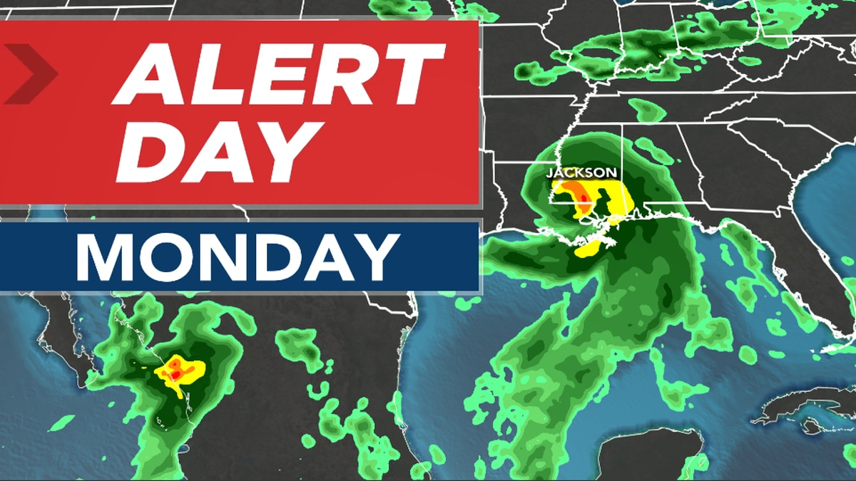 ALERT DAY Monday due to impacts from Ida