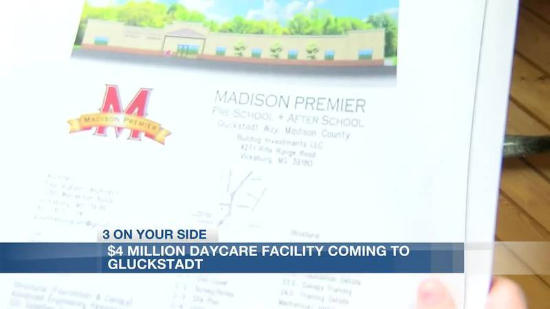 Construction begins on $4 million dollar childcare facility in Madison Co.