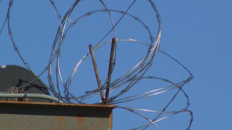 Earlier in September, one inmate at Broad River died from the virus.