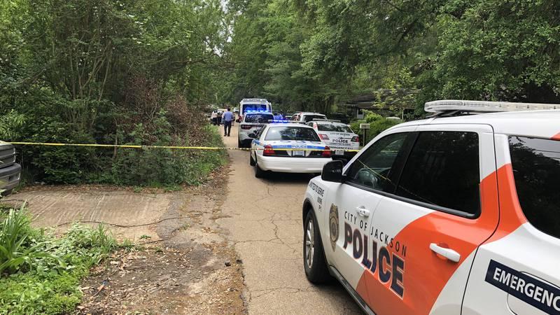Jackson police investigating homicide on Pinebrook Dr.