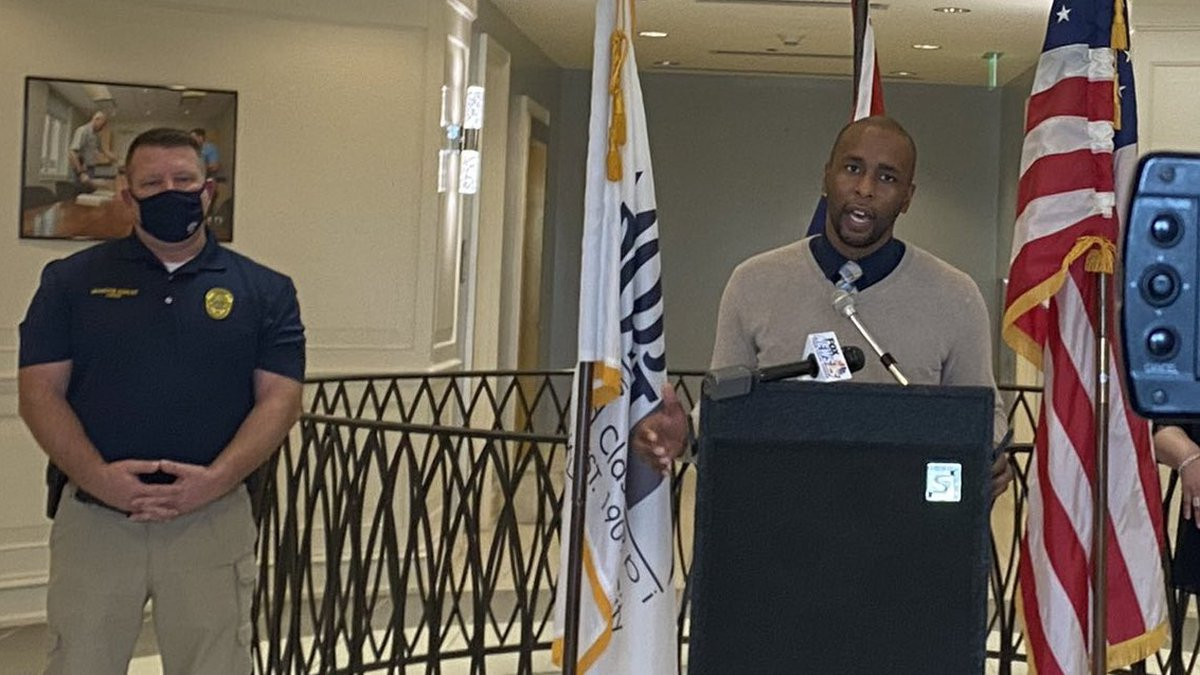 Mayor Mario King issued a strict warning to minors and their parents Monday after issuing a...
