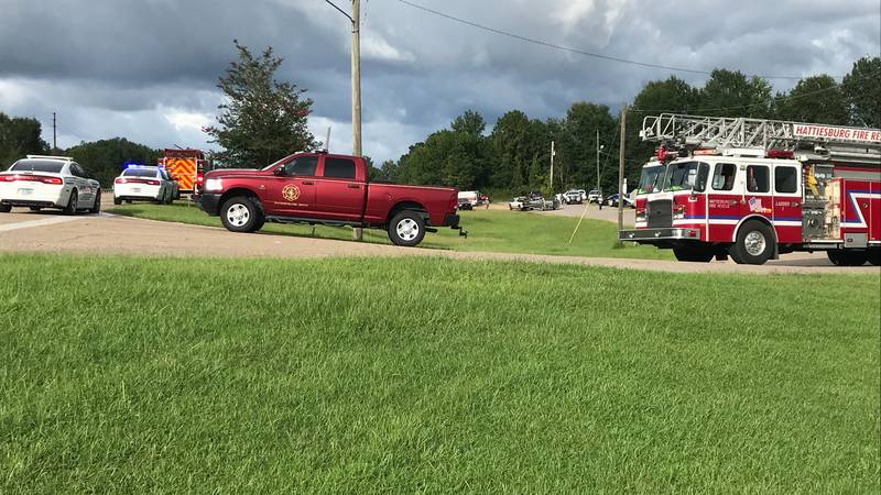Emergency crews are searching for a 16-year-old and 25-year-old.
