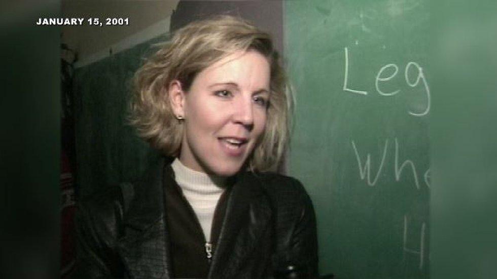 Martha D'Amico in 2001