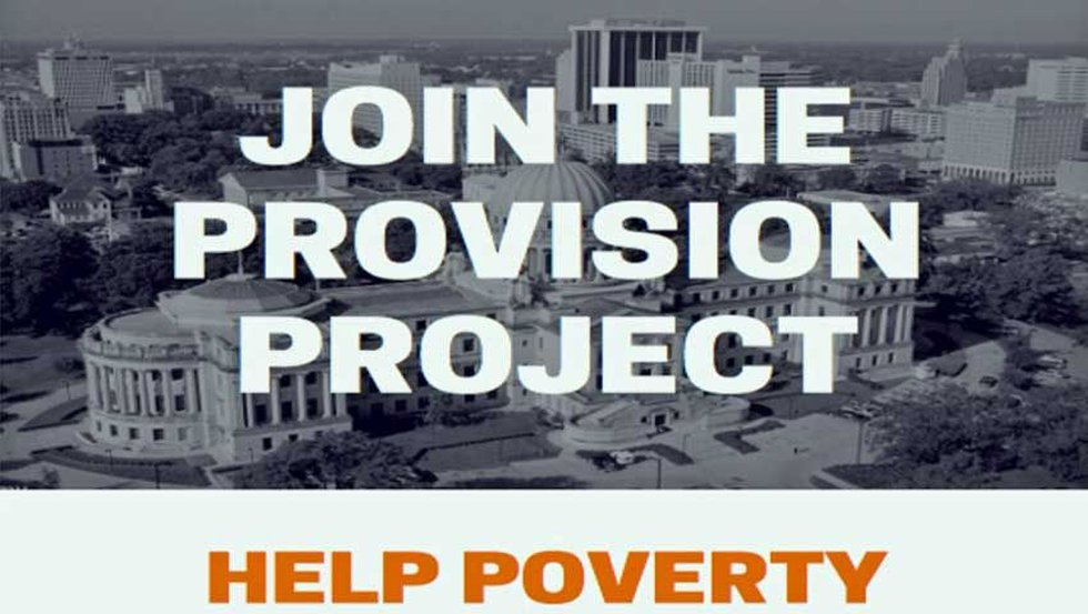 """""""The Provision Project was started by Tucker and Macy themselves and they have a Facebook page..."""