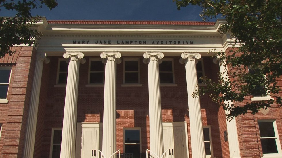 Although the Mississippi School of the Arts isn't but about 15 years old, the buildings on...