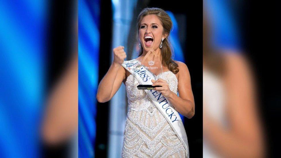Former Miss Kentucky, now a school teacher, accused of