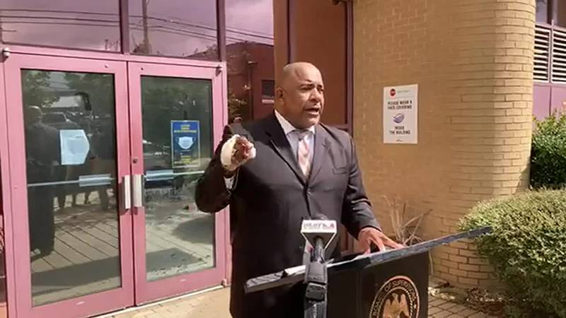 David Archie faces multiple charges after arrest during meeting