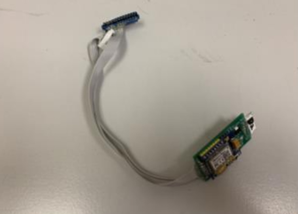Skimming device found on gas pump; Source: Madison PD
