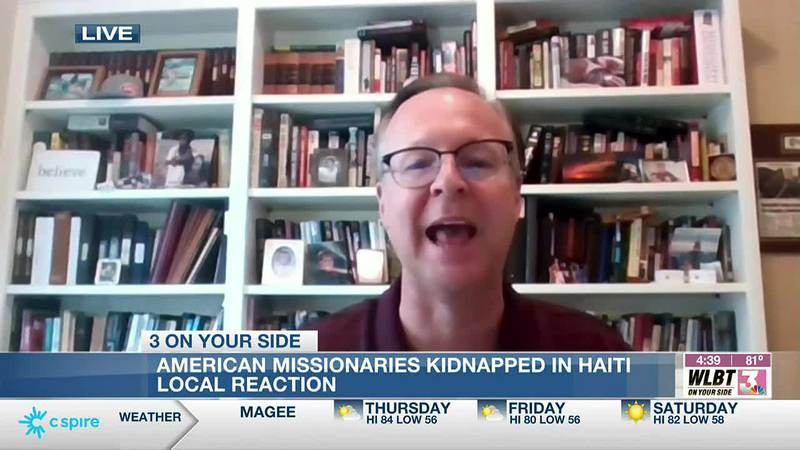 But God Ministries reacts to American missionaries kidnapped in Haiti