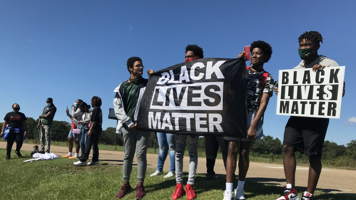 The group wants something done about alleged racist comments made by fellow students at the...