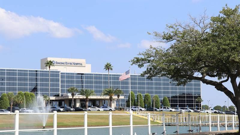 Singing River Health System's Pascagoula hospital