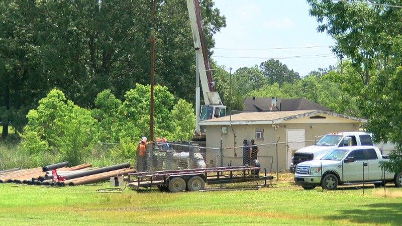 Jackson water pump repair