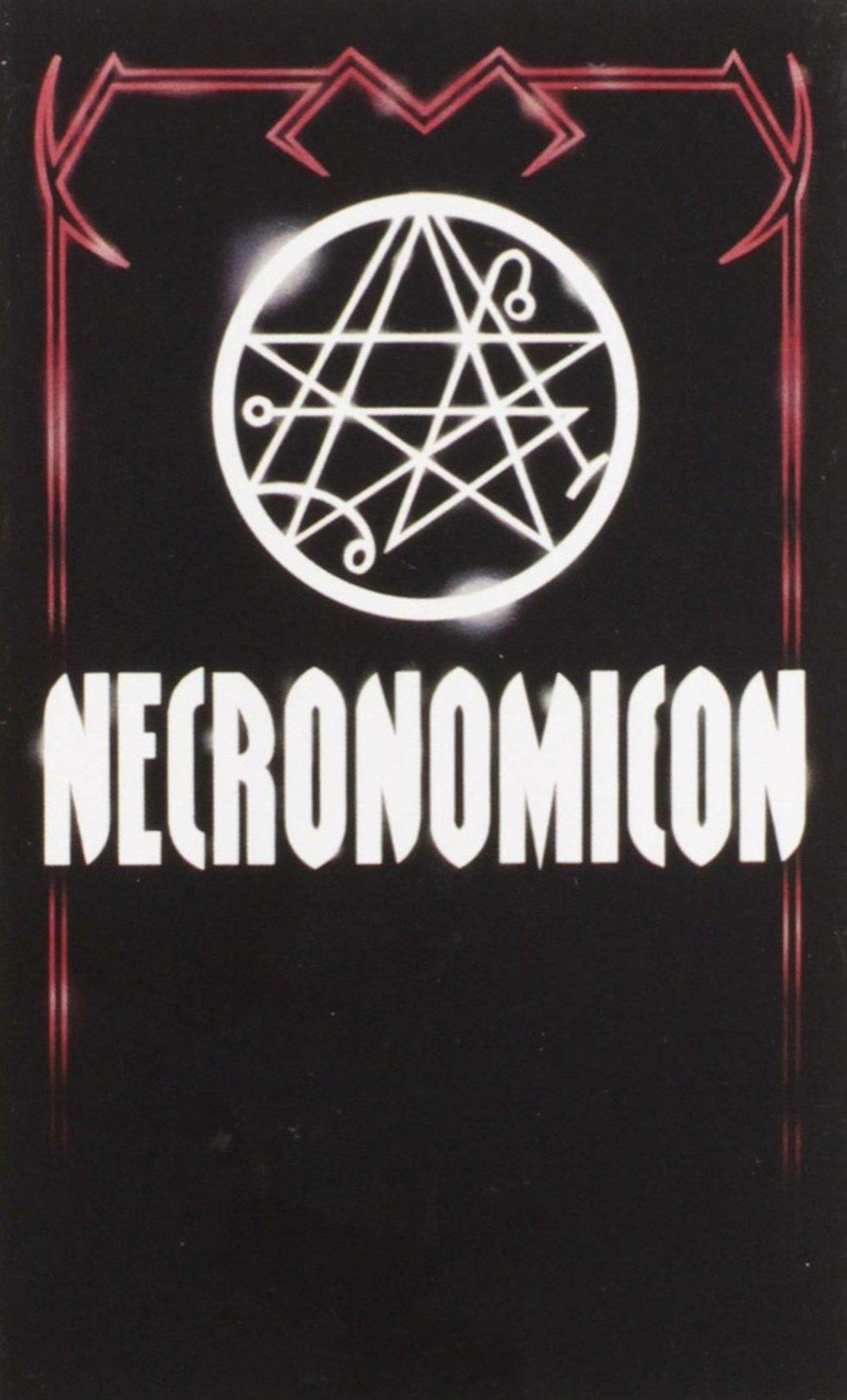 The Necronomicon, or The Book of the Dead