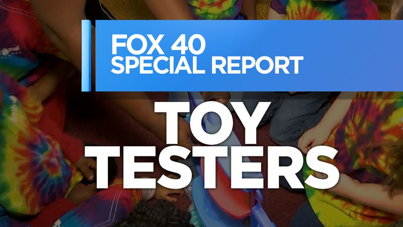 Toy Testers