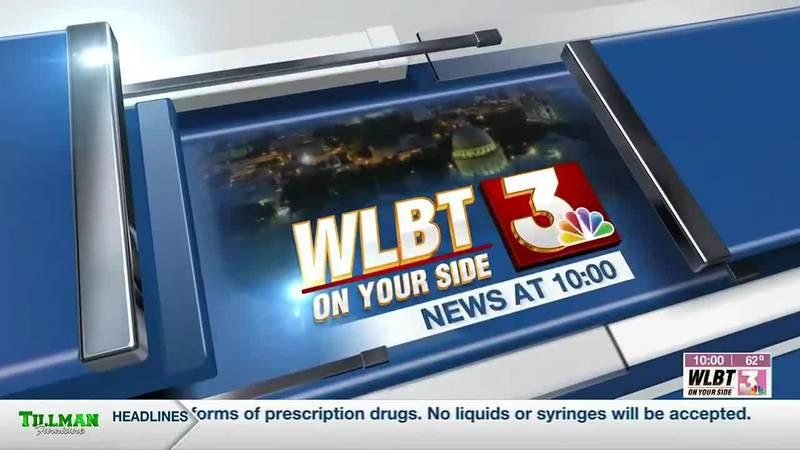 WLBT News at 10 p.m. (10-22-21)