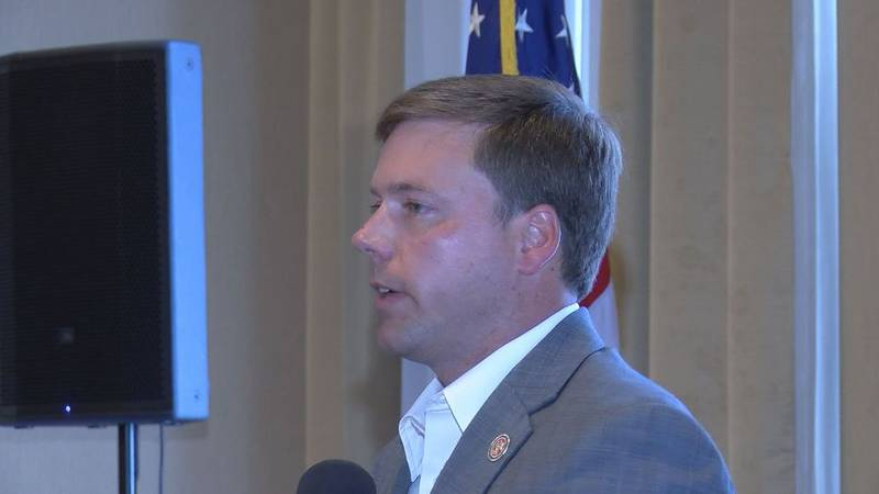 Mississippi gubernatorial candidate Robert Foster doubled down on decision to deny a female...