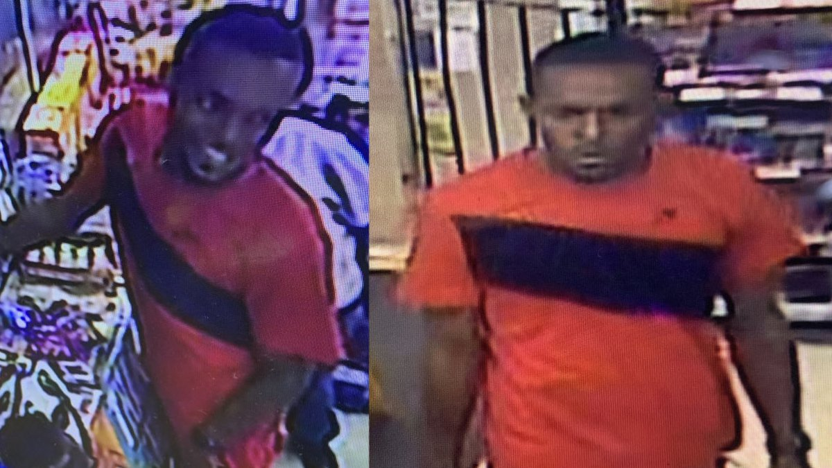 The suspect in the shooting at S Mart.