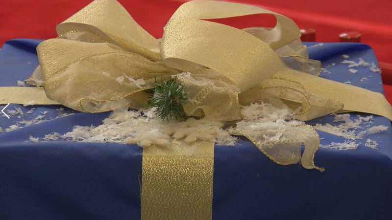 Some Coast residents and visitors are looking for gifts that don't come in boxes and things...