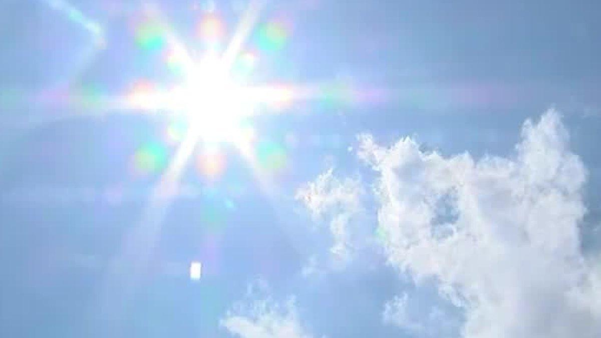 Medics issue warning during extreme heat