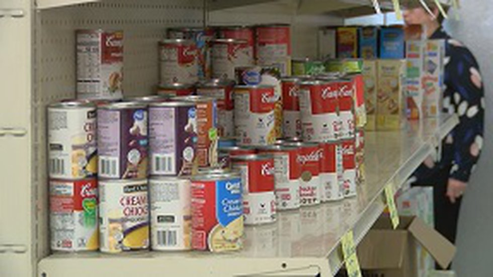 For almost four decades the food pantry has provided services to those in need.