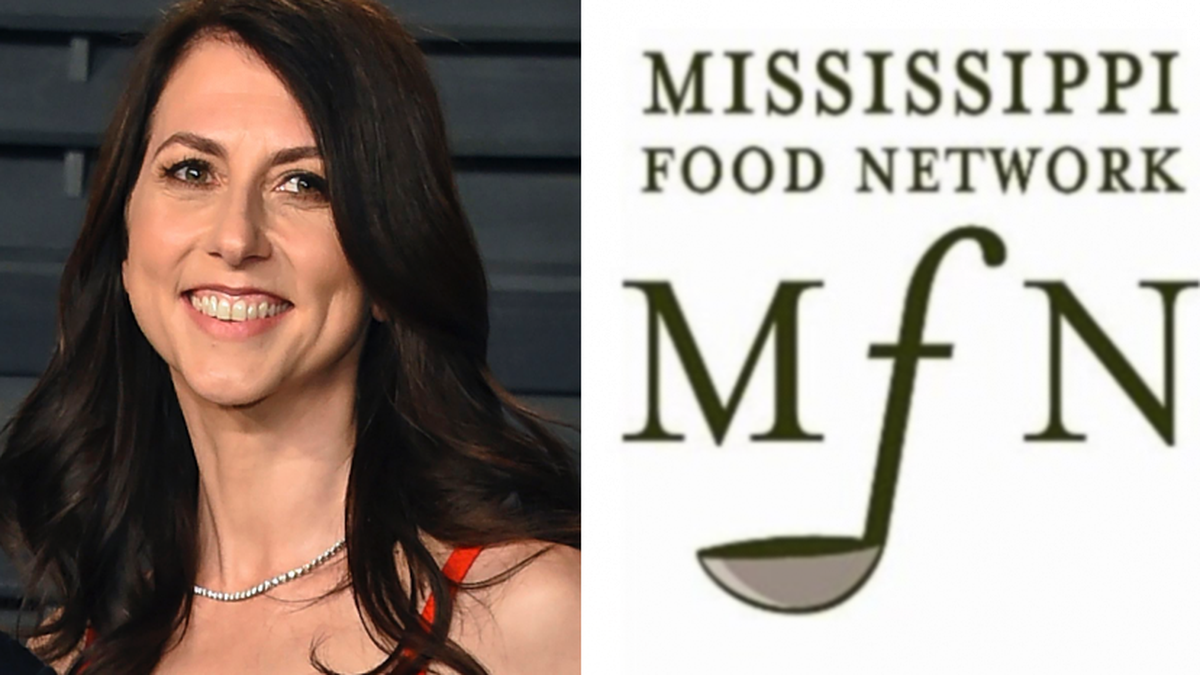 Philanthropist MacKenzie Scott continues season of giving, gives $9 million to Mississippi Food...