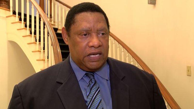 Jackson City Councilman Kenneth Stokes