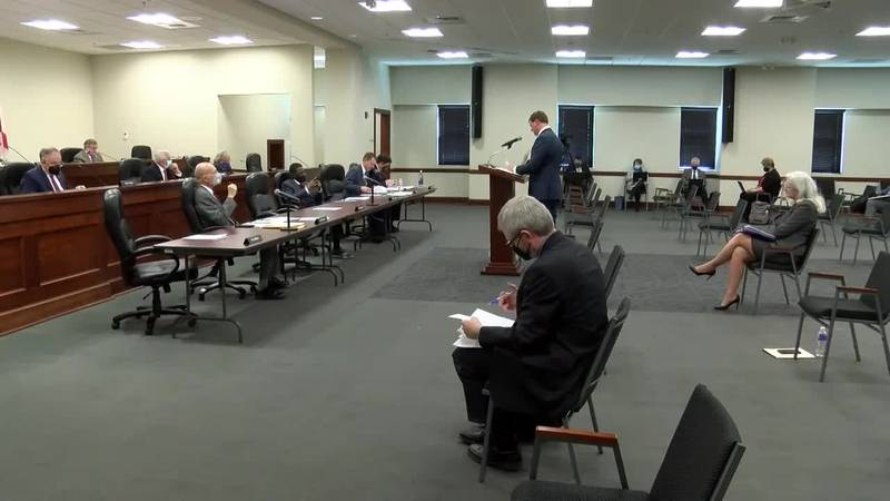 Alabama House committee passes bill aimed at transgender minors
