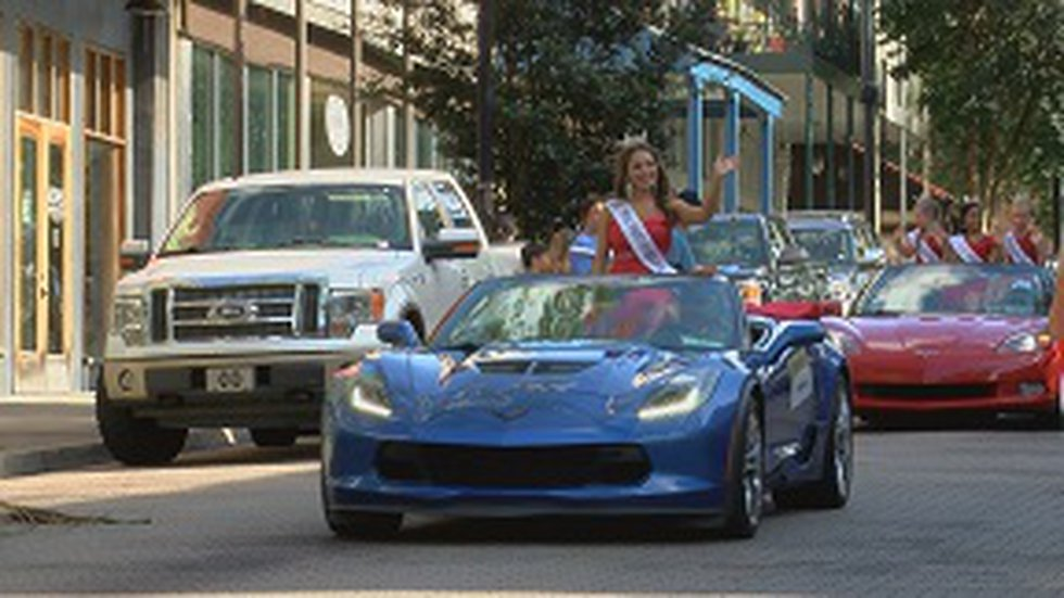 39 young women from around the state are competing for the chance to become Miss Mississippi...