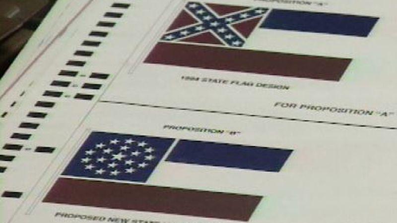 Flag ballot in 2001