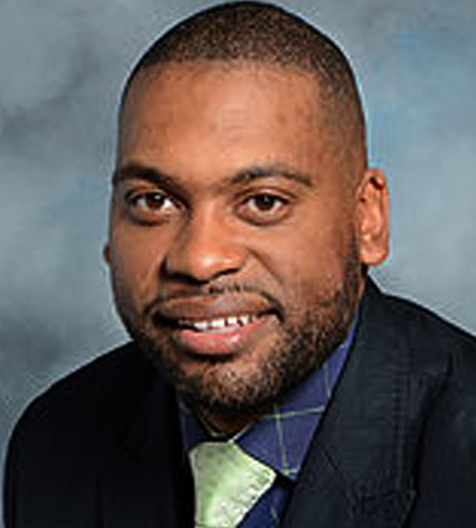 Canton Alderman, Andrew Grant was indicted in February for voter fraud. (Source: City of Canton)