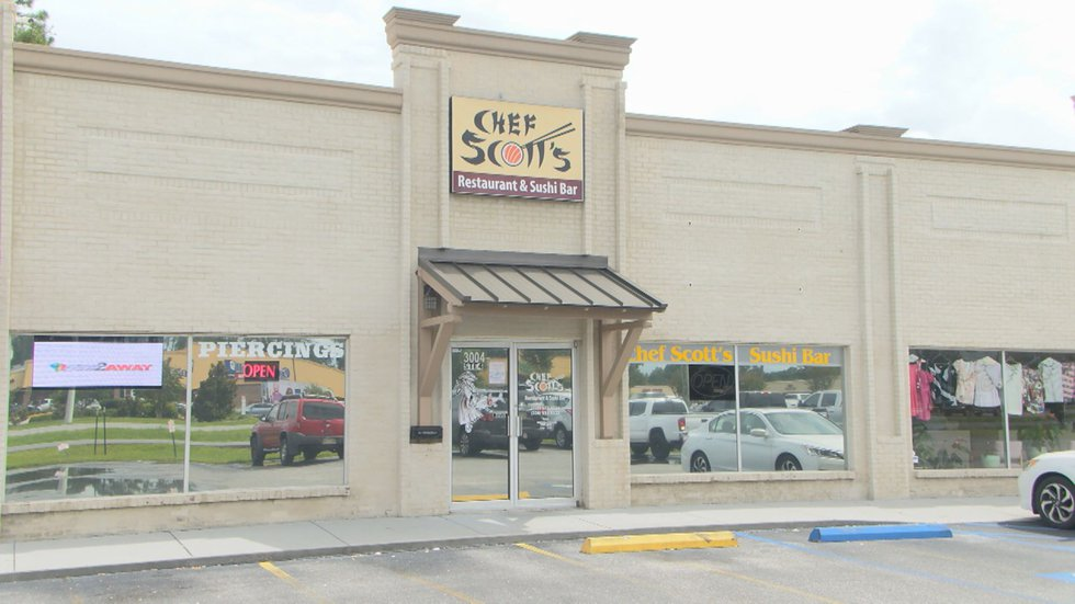 Chef Scott's in Ocean Springs is more than just a great place to grab sushi for many of the...