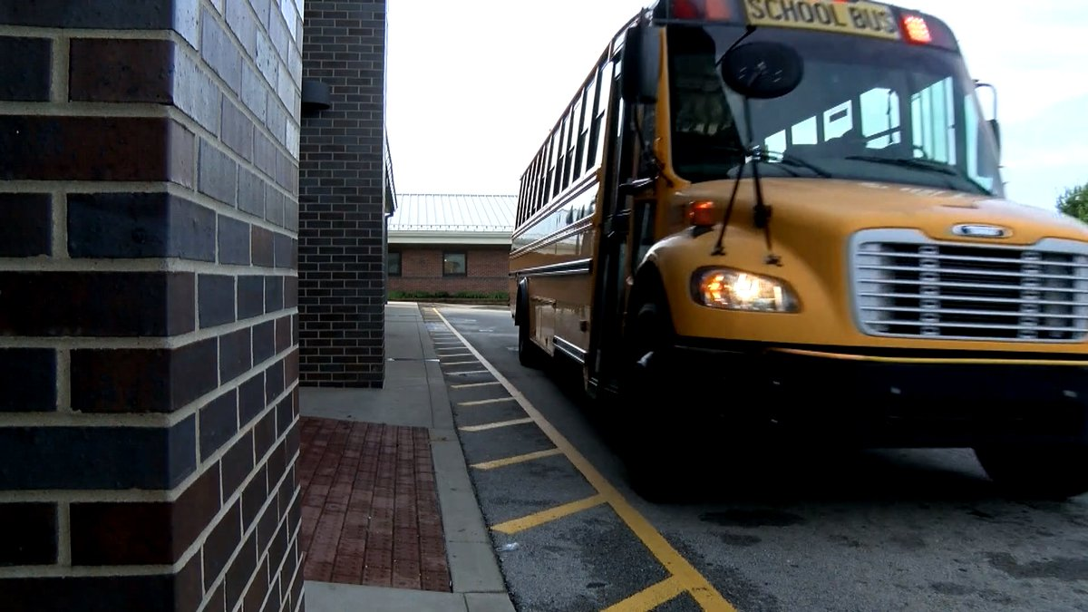 Families in the Oldham County school district said the decision to not require masks for the...