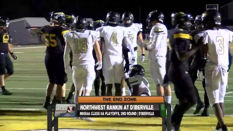 Late touchdown puts Northwest Rankin through