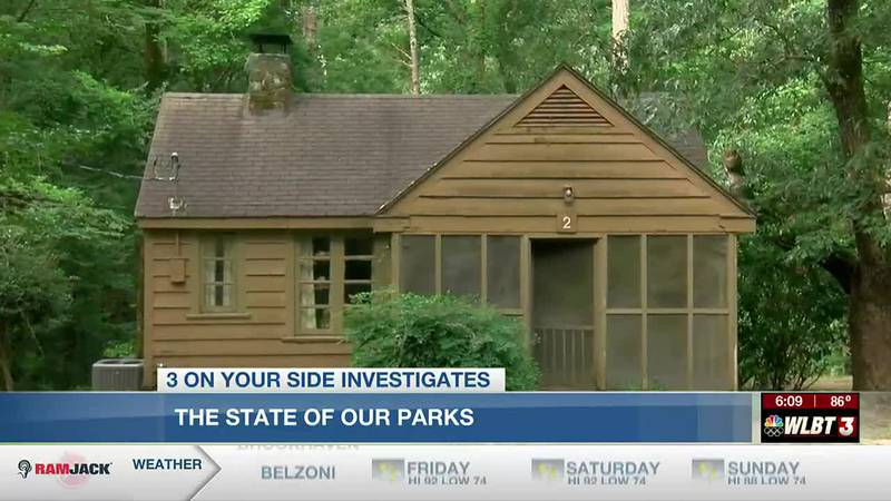 3 On Your Side Investigates: The State of Our Parks