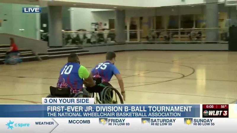 Jackson Academy hosts first-ever National Wheelchair Basketball Association tourney