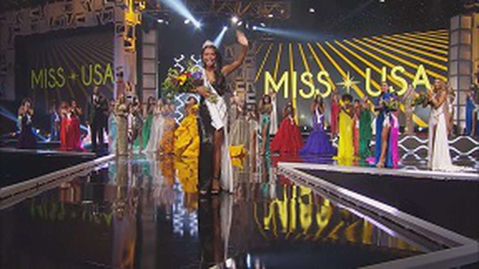 Branch shares the historic year for her. She was the first African American to win Miss MS USA...