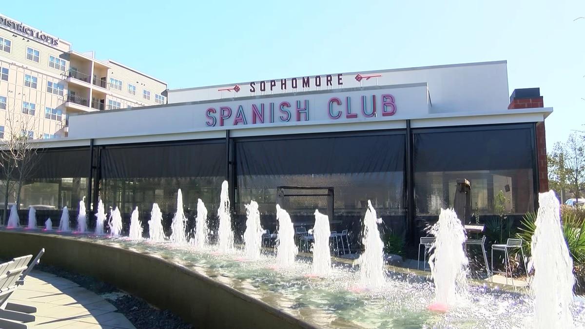 Sophomore Spanish Club