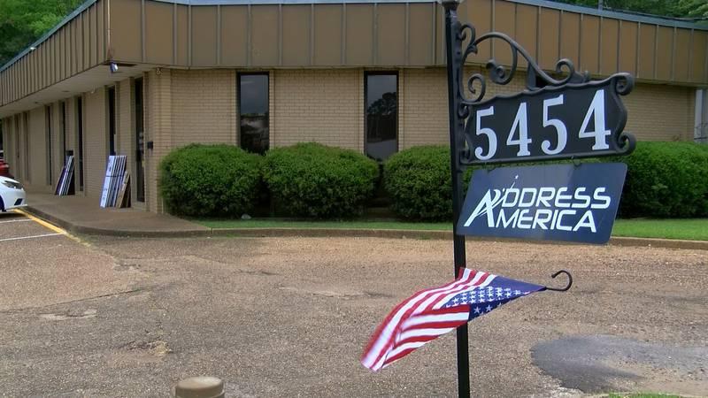 Address America on Interstate 55 in Jackson (Source: WLBT)