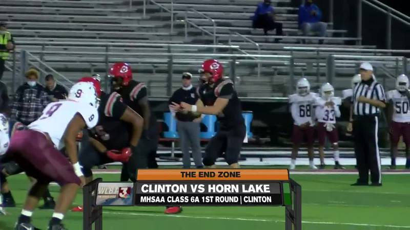 Clinton advances with ease over Horn Lake
