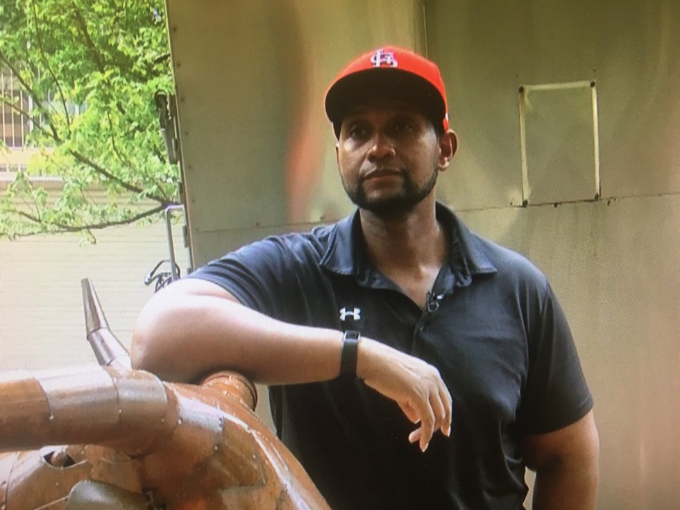 Sweetie Pie's restaurant owner Tim Norman apologizes to fans and customers after Plaza Building...