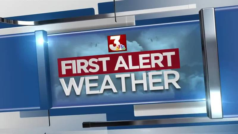 First Alert Forecast: cold & blustery Christmas holiday