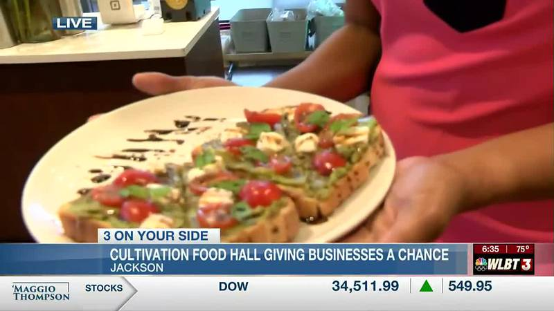 Cultivation Food Hall creating opportunities for entrepreneurs