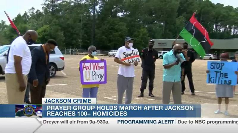 'It's not the same Jackson that I grew up in': residents grow tired of senseless killings in...