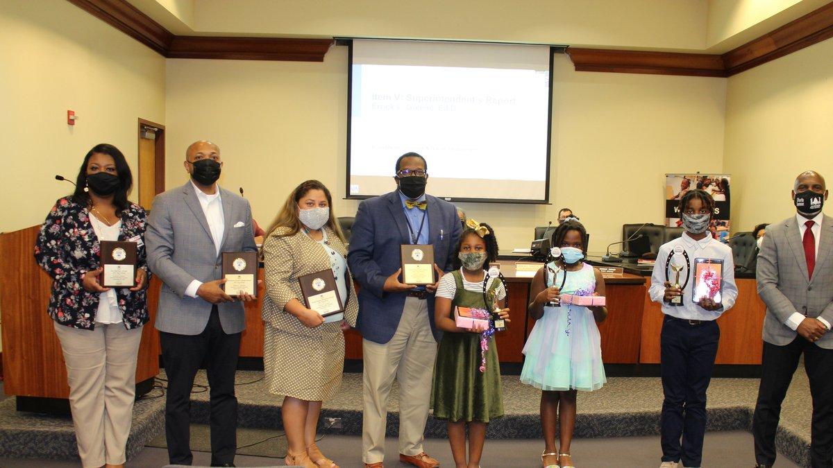 JPS districtwide Top Reader awards recipients recognized