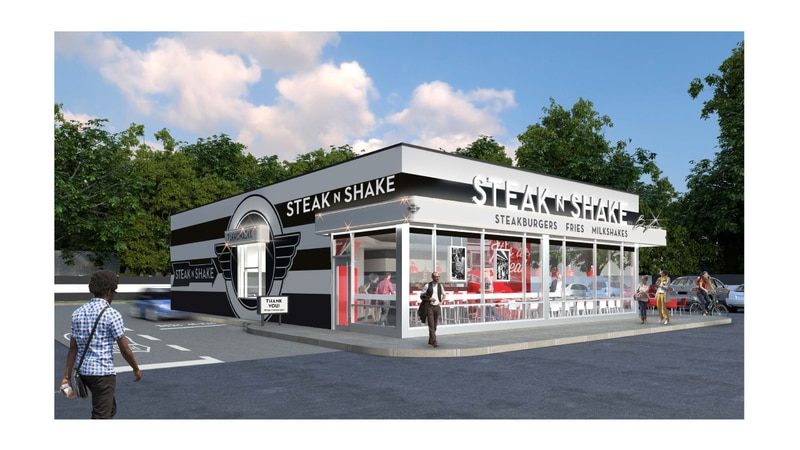Steak 'n Shake is set for a Fall 2020 opening in Clinton.